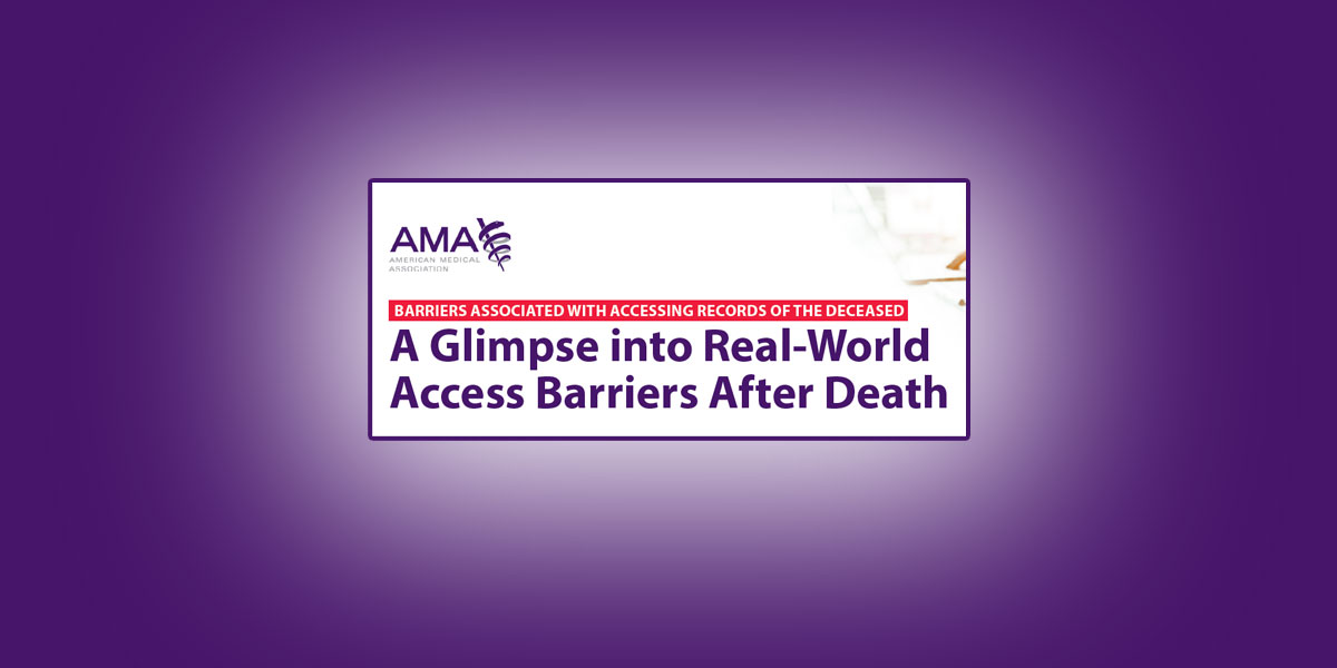 A Glimpse into the Real-World Access Barriers After Death