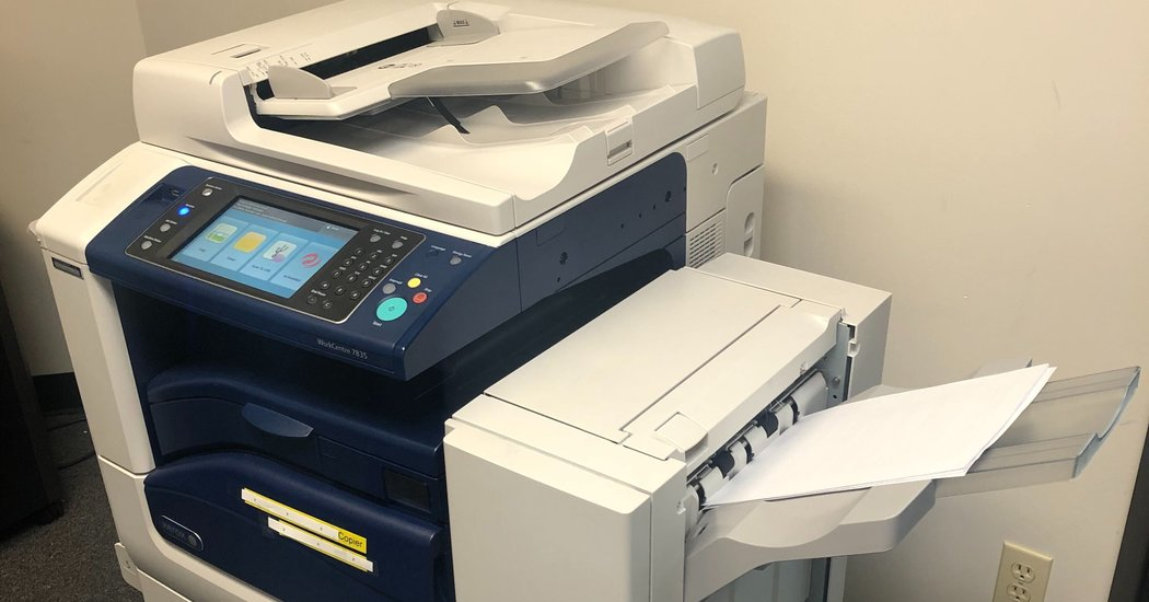 Bottleneck for U.S. Coronavirus Response: The Fax Machine