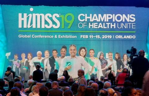 Data Blockers Beware - Annoucement at HIMSS19