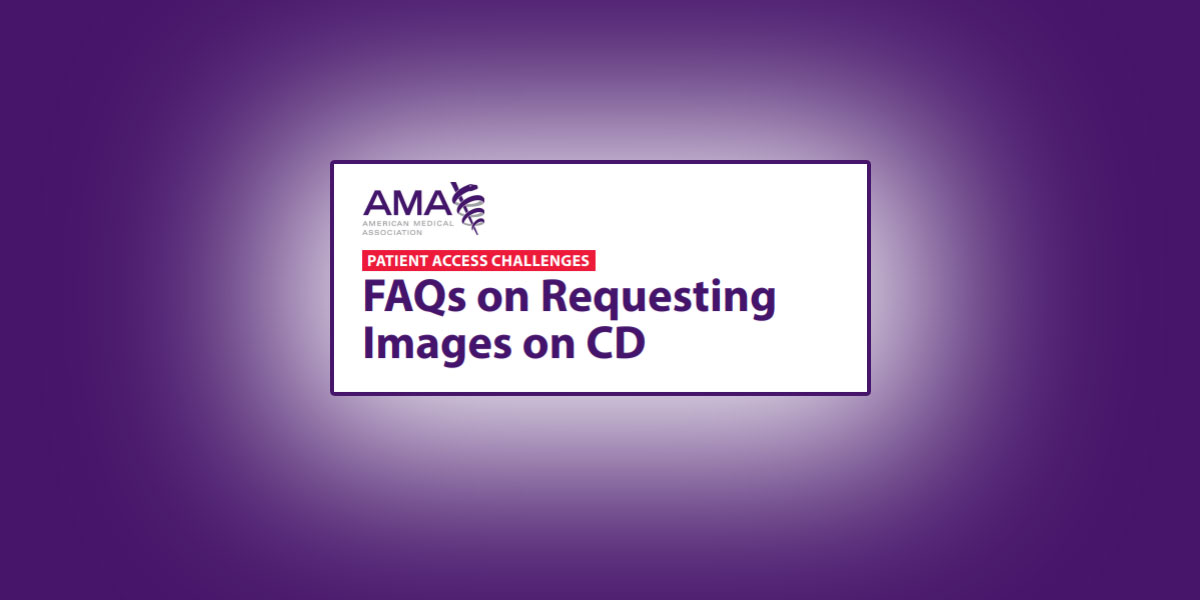 FAQs on Requesting Images on CD