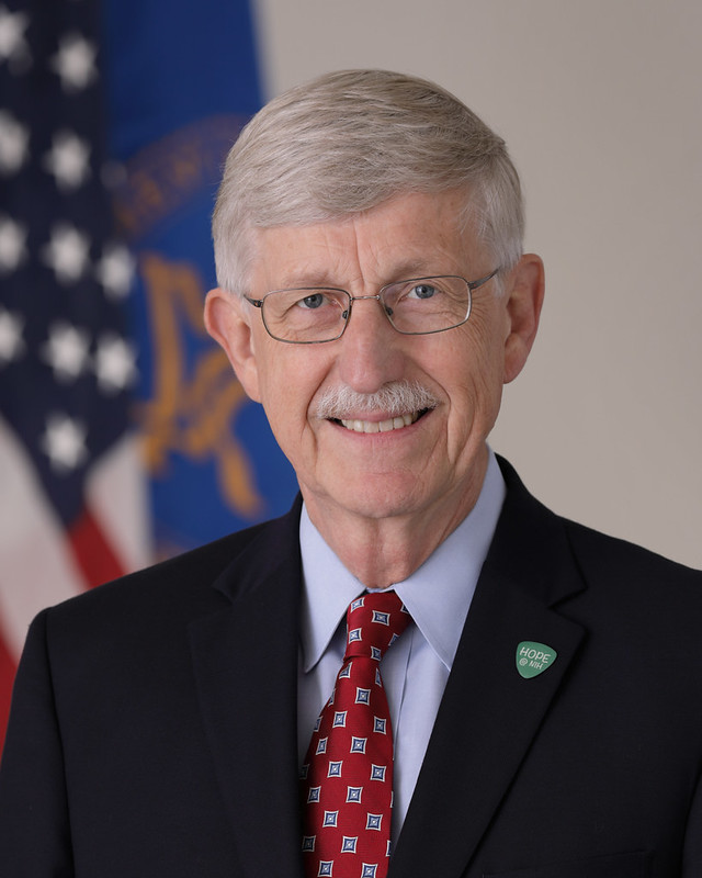 Francis Collins to step down as director of the National Institutes of Health