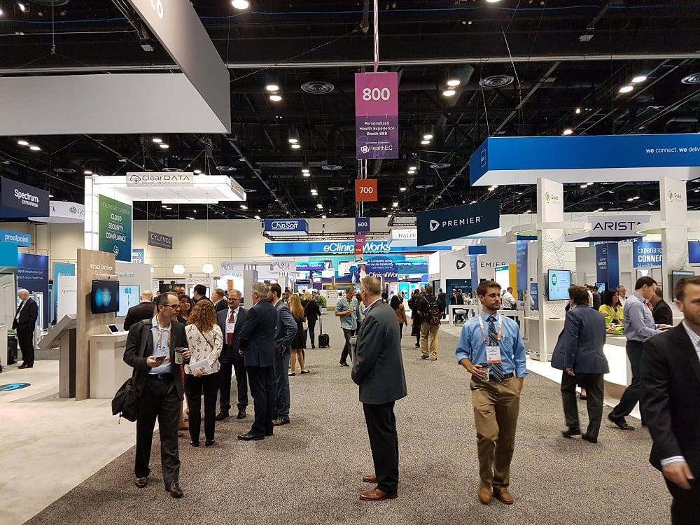 HIMSS 2021 Conference Officially Moved to August 9-13 in Las Vegas