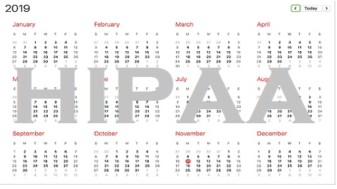 HIPAA Year in Review