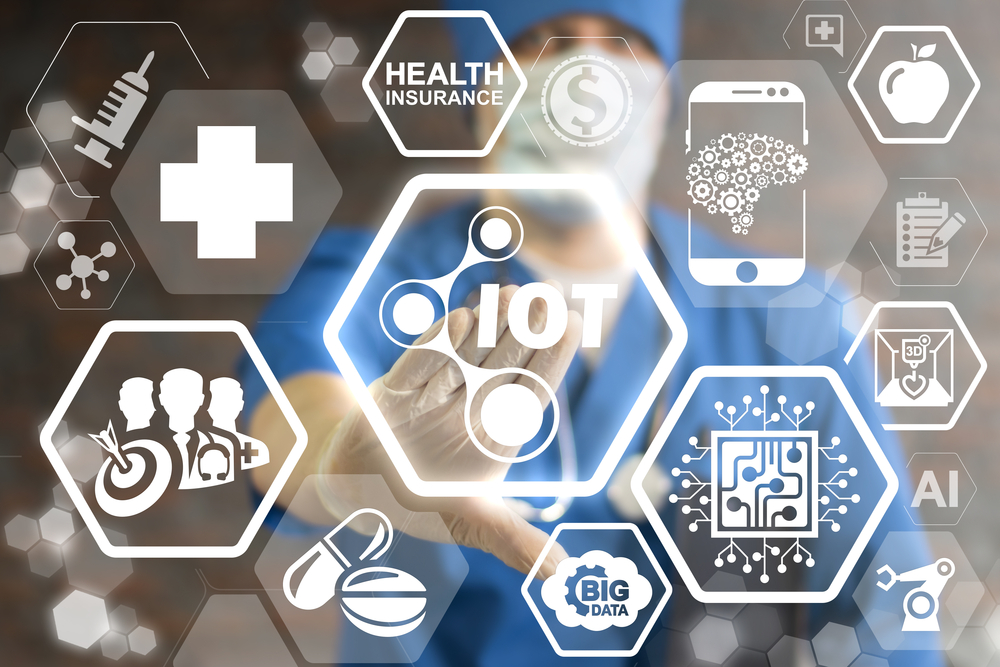 Healthcare IoT Data at the Point of Care