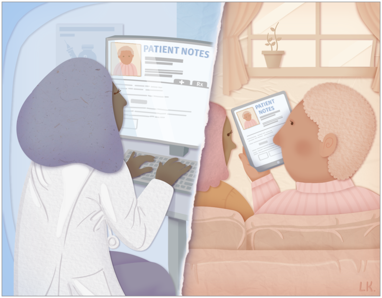 How Sharing Clinical Notes Affects the Patient-Physician Relationship