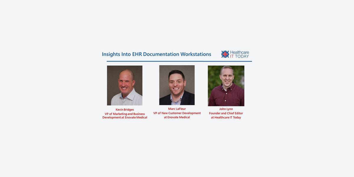 Insights Into EHR Documentation Workstations